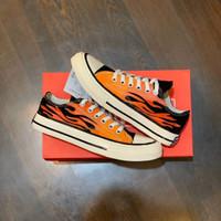 Sepatu Converse Flame Low