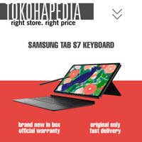 SAMSUNG TAB S7 | S7 Plus KEYBOARD ORIGINAL RESMI