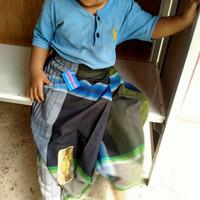 sarung anak wadimor sarung instan 1-2 tahun