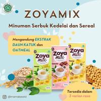 Zoyamix Soyamix Pelancar ASI Booster Mama Bear/Zoya Soya Mix MamaBear