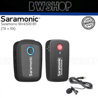 Saramonic Blink 500 B1 Wireless Omni Lavalier Microphone System