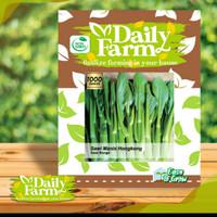 Daily Farm - Benih Bibit Sawi Manis Hongkong Kemasan Repack Import