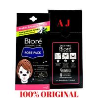 BIORE Pore Pack Black ~ Isi 4 Lembar