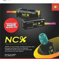 NCX / Crystal X NASA Original BPOM