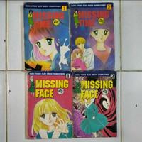 Komik Serial Misteri Missing Face & Missing Time