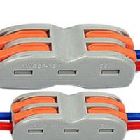 Wago 2x2pin connector kabel terminal blok CMK422