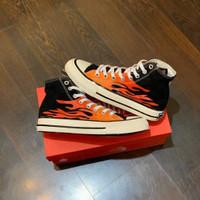 Sepatu Converse Flame High