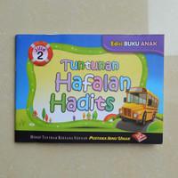 Buku Anak Tuntunan Hafalan Hadits JILID 2, hafalan hadist