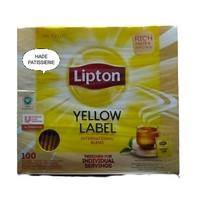 teh lipton yellow label envelop 200gr