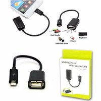 otg kabel android smart mini pack kit on the go micro usb port candy