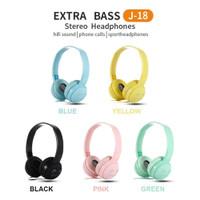Headset bando mixstyle karakter headphone bando