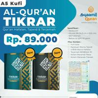 Alquran Hafalan Tikrar Kufi A5 Al-Quran Hafalan, Alquran Tikrar