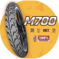 Ban Motor MIZZLE M700 80/80-17 (Tubeless)