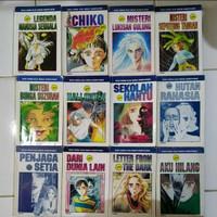 Komik Serial Misteri Chie Watari