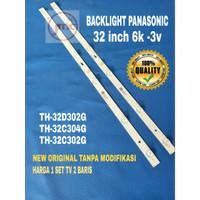 LAMPU BACKLIGHT TV PANASONIC TH-32D302G TH-32C304G BACKLIGHT TV PANASO