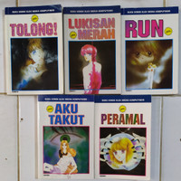 Komik serial misteri Kanon Iguchi