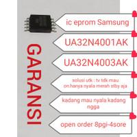 ic eprom memory tv LED Samsung ua32n4001 ua32n4001ak ua32n4003ak