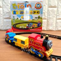 Mainan Anak Track Kereta Thomas