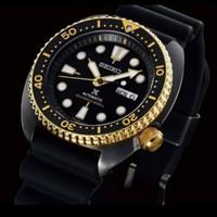Jam tangan seiko prospex turtle abalone night Srpd 46 K1 / SRPD46K