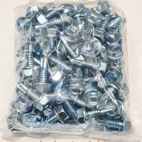 Sekrup Baja Ringan #10x16mm (Pack 100pcs)