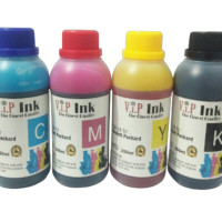 Paket Tinta Hp isi Ulang 250ml / Tinta Refill Printer 250ml Vip Ink