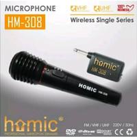 mic HM 308 microphone single wireless