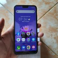 Huawei Honor 10 4/128 Gb Garansi Resmi Fullset