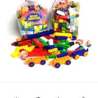 Mainan Edukasi Lego Block Murah CREATIVE MULTIBLOCK