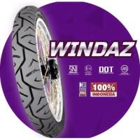 Ban Motor MIZZLE Windaz 225 17 (Tubetype) Ban Luar 2.25 17