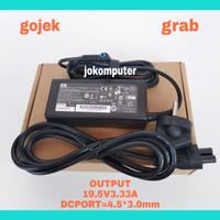 adaptor charger laptop HP Pavilion 15 series 3.33A ORI