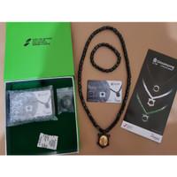 Kalung Ginsamyong Titanium 24K series/gelang ginsamyong/ginsamyong ori