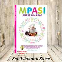 Buku MPASI Super Lengkap/Best Seller