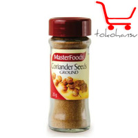 Masterfoods Coriander Seeds Ground 25gr