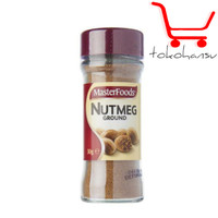 Masterfoods Nutmeg Ground 30gr