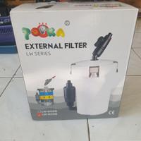 eksternal filter aquarium topka lw 603