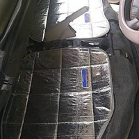 Grand Max Peredam Kursi jok Mobil anti panas