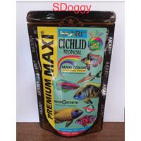 Akari Premium Maxi Cichlid 100 gram Makanan Ikan Hias