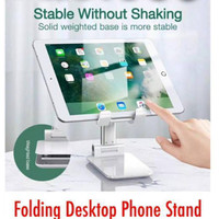 Foldable Stand Holder hp / dudukan holder hp lipat