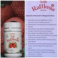 Teh Herbal Rafflesia Meningkatkan Imun