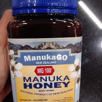 Manuka Go Honey Mg 100+ 500gr