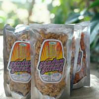 Makanan Ringan - Camilan Instan- Snack - Gandum Goreng - Pedas Gurih
