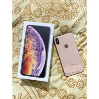 Iphone Xsmax Dual Sim 64gb Gold Ex Inter Xs Max