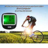 Odometer Speedometer Monitor Sepeda