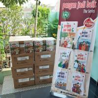 PJB6 Komik PJB 6 & Buku PENGEN JADI BAIK Jilid 1 2 3 4 5 6 Pejebe SQU