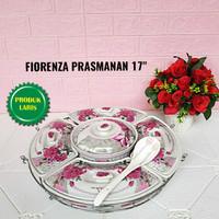 FIORENZA PARTY SET W/RACK / Prasmanan Set Putar 17