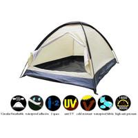 Double Layer Door Camping Tent Tenda Camping