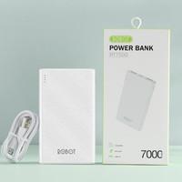 power bank robot 7000 mah original