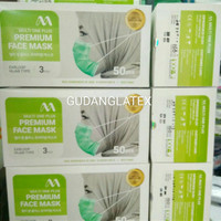 Masker Multi One Plus Hijab / Sensi 3ply 50 pcs