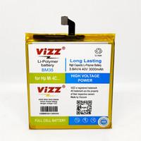 Baterai Batre Vizz Xiaomi Mi4C / Mi 4C BM35 Original Vizz