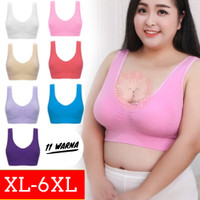 GYM BRA size XL 2XL 3XL BH Pakaian Dalam Kutang Olahraga Fitnes Senam
